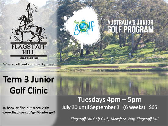 t3 Junior Golf 2019